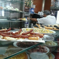 Photo taken at Boatella Tapas by Memo on 9/9/2012