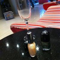 Photo taken at Cosmopolish Nail Bar by Ana Paula Tieko on 6/22/2012