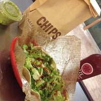 Photo taken at Chipotle Mexican Grill by Mike P. on 4/21/2012