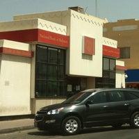 Photo taken at NBB Bank - Riffa Souk - بنك البحرين الوطني by BahrainGram B. on 8/18/2012