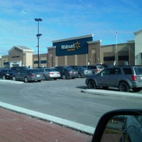 Photo taken at Walmart Supercentre by Domenic D. on 2/5/2012