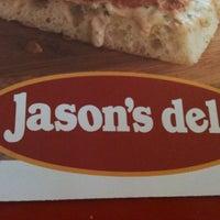 Photo taken at Jason's Deli by Belinda F. on 8/31/2012