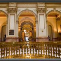 Photo taken at Colorado State Capitol by Tim J. on 2/10/2012