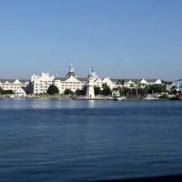 Photo taken at Disney's Yacht Club Resort by Lauryn on 9/5/2012