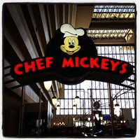 Photo taken at Chef Mickey's by Aaron H. on 6/4/2012