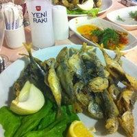 Foto scattata a Çapari Restaurant da Teoman T. il 5/27/2012