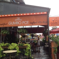 Photo taken at The Gumbo Pot by Lizmarys A. on 7/4/2012