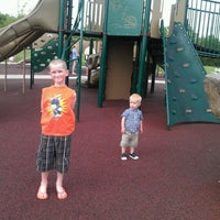 Photo taken at Cottell Park by Marcia T. on 5/31/2012