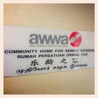Photo taken at AWWA Community Home by Ken K. on 7/31/2012