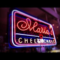 Photo taken at Maria's Cheesecakes by i u. on 8/20/2012