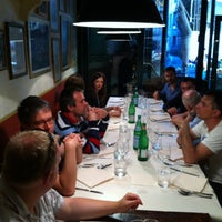 Photo taken at Osteria La Mescita by Arno V. on 5/24/2012