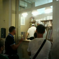 "Photo taken at Gelateria ""Zuccherino"" by Francesca M. on 7/23/2012"