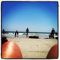 Photo taken at Tybee Island by Michelle S. on 4/28/2012