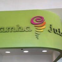 Photo taken at Jamba Juice Pebble Marketplace by Chandreedawn C. on 2/22/2012