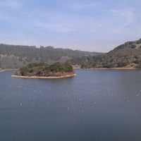 Photo taken at Lake Chabot Regional Park by Kristen R. on 2/21/2012