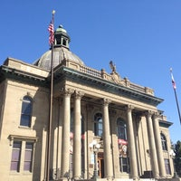 Photo taken at Courthouse Square by Jackson H. on 3/4/2012