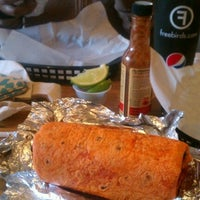 Photo taken at Freebirds World Burrito by G . on 3/2/2012