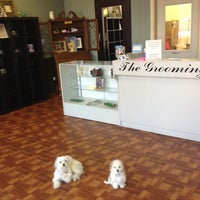 Photo taken at The Grooming Spa by Kristina on 3/14/2012
