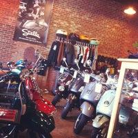 Photo taken at Buffalo Scooter Company by Matt K. on 6/22/2012