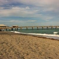 "Photo taken at Dania Beach Pier by Edwin ""Eddie"" D. on 2/16/2012"