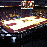 Photo taken at Williams Arena by Brent L. on 2/15/2012