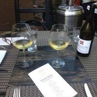 Photo taken at Noir Food & Wine by Pasadena R. on 7/4/2012