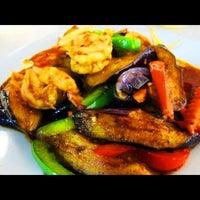 Photo taken at Zen Japanese Thai Cuisine by Belle on 8/18/2012