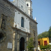 Photo taken at Santuario de Nuestra Señora de la Soledad by Jose L. on 5/13/2012