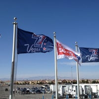 Photo taken at Sam Boyd Stadium by Rich C. on 2/11/2012