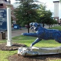 Photo taken at University Center (UC) by David W. on 9/13/2012