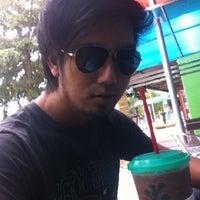 Photo taken at Inthanin coffee by Jirayu A. on 8/7/2012