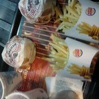 Photo taken at Burger King by Otton B. on 9/11/2012