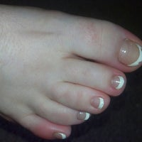 Photo taken at Nail Dynasty by Sarah M. on 7/30/2012