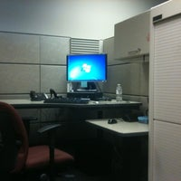 Photo taken at Mayliza's Cubicle by Mayliza on 7/10/2012