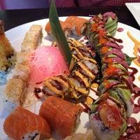 Photo taken at FuGu Sushi by Teresa J. on 3/13/2012