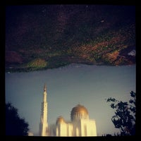Photo taken at Masjid As-Salam (مسجد السلام) by ammwatan on 6/3/2012