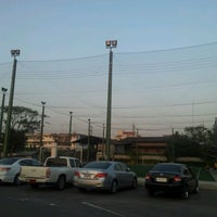 Photo taken at สนามฟุตบอล EAZY CLUB  by nuudang 2. on 3/20/2012