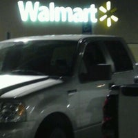 Photo taken at Walmart Supercenter by Andy B. on 4/2/2012