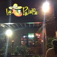 Photo taken at La Palapa Grill & Cantina by Kika on 8/5/2012
