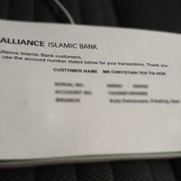 Photo taken at Alliance Bank by Chrystian T. on 5/30/2012