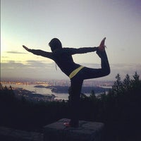 Photo taken at Cypress Mountain Lookout by Ce C. on 8/24/2012