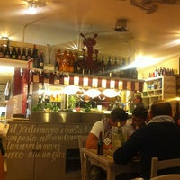 Photo taken at Kalamaro Fritto d'Osteria by Valerio B. on 8/11/2012
