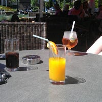 Photo taken at Restaurant De Bonte Koe by Bianca T. on 5/28/2012