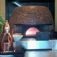 Photo taken at DOUGH Pizzeria Napoletana by Kristen D. on 7/31/2012