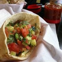 Photo taken at King of Falafel by Jason W. on 3/14/2012