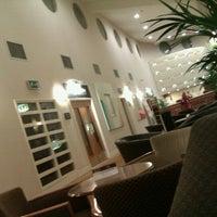 Photo taken at Hilton London Stansted Airport by Tengku Zahaslan T. on 8/1/2012