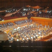 Photo taken at Auditorium Parco della Musica by Gerry L. on 7/25/2012