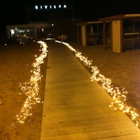 Photo taken at Riviera Mare Ristorante by Ale I. on 9/1/2012