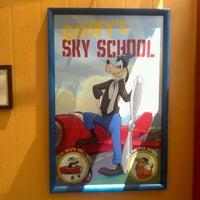 Photo taken at Goofy's Sky School by Derek J. on 6/5/2012