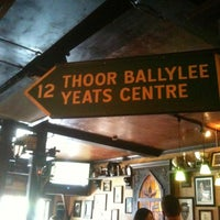 Photo taken at James Joyce Irish Pub by Amy C. on 9/1/2012